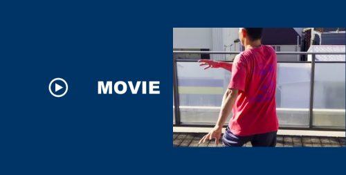肩だけストレッチするより動きを全身に繋げて動かすと効果が増大?